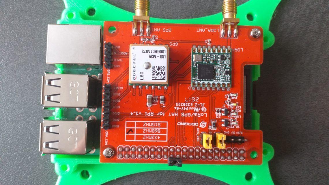 Monitorer la température et le PH d'un bassin avec une connexion Lora