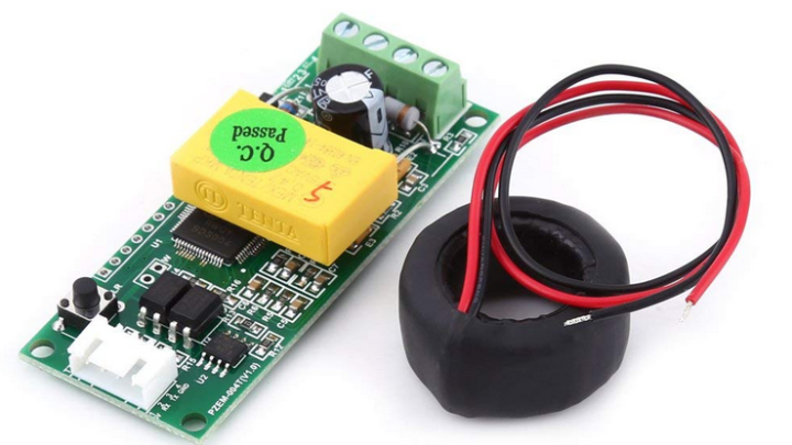 Using a Raspberry Pi 3 to get information of two PZEM004T sensors which are connected to the Arduino Mega microcontroller